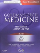 Goldman-Cecil Medicine, 2vol-set, 25th edition